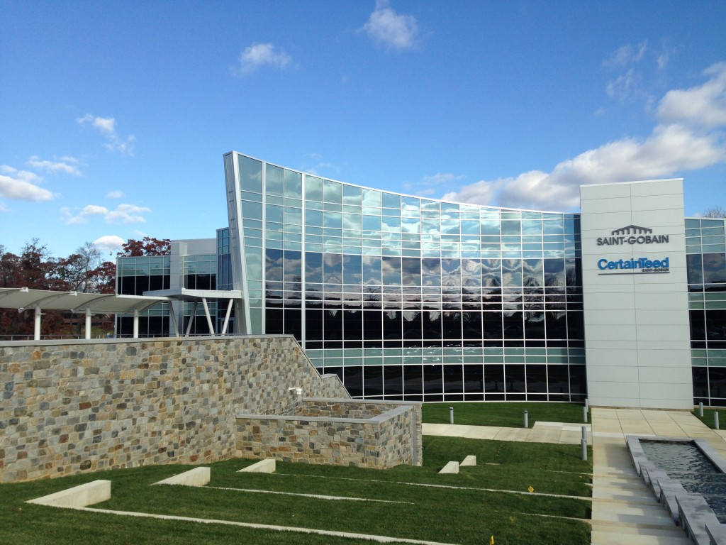 Saint-Gobain North American Headquarters